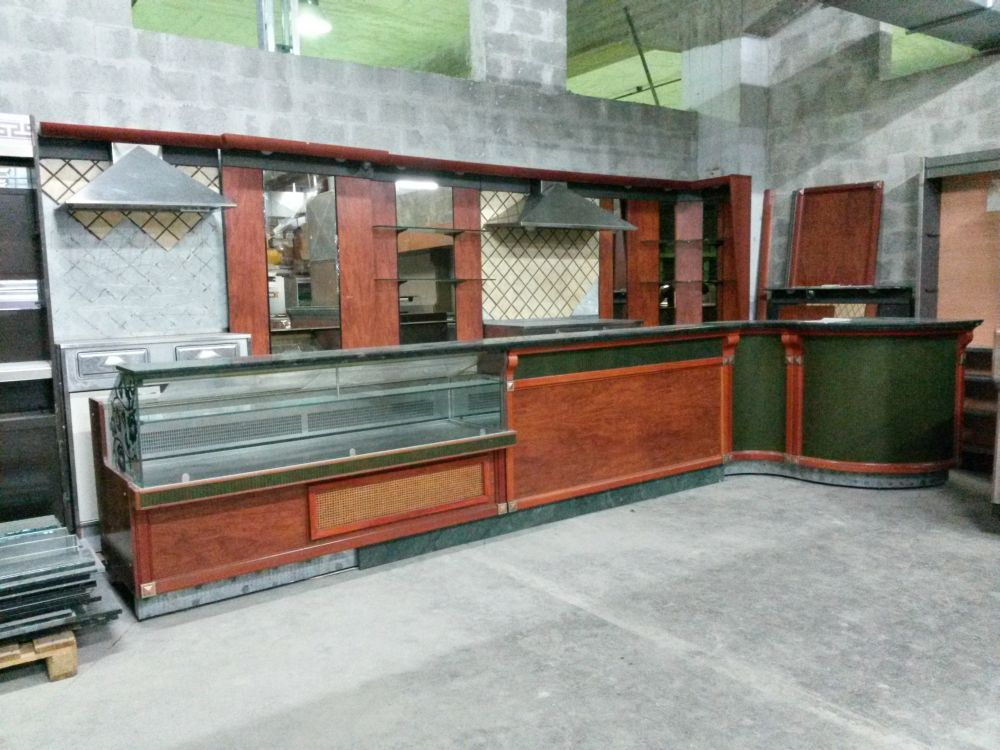 Arredamento bar completo arredamenti usati for Arredamento enoteca usato