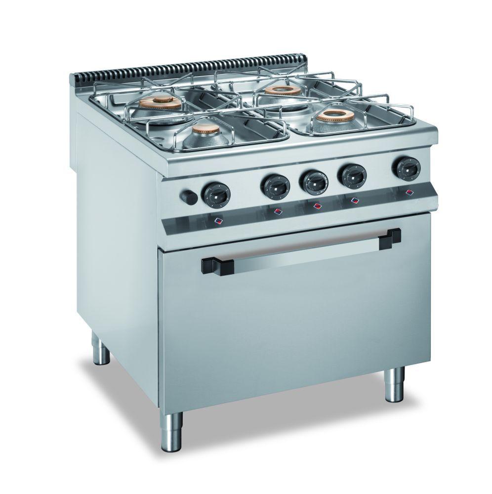 cucina 4 fuochi con forno - arredamenti usatiarredamenti usati - Cucina Quattro Fuochi