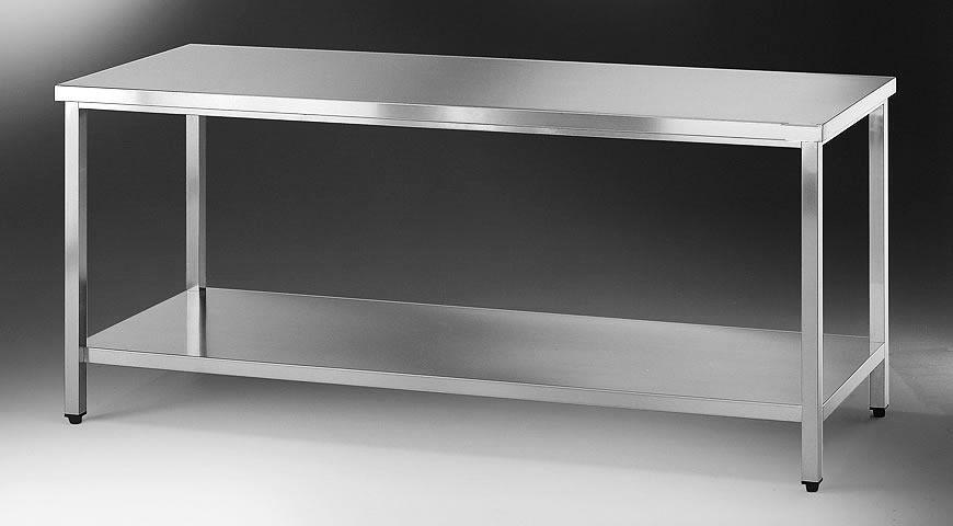 Tavoli in acciaio usati termosifoni in ghisa scheda tecnica - Tavolo in acciaio inox usato ...